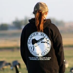 Gander Valley Custom Calls Hooded Sweatshirt